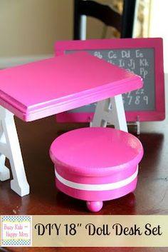 El espacio ideal para que tu pequeña haga tarea, ¿te gusta?  Back to school, kinder, escuela, regreso a clases, kids