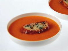 Holiday Butternut Squash Soup Video : Food Network - FoodNetwork.com