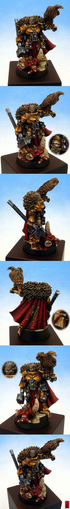 Grey knight inquisitor Torquemada Coteaz