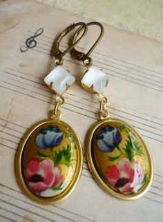 dolly earrings #etsy
