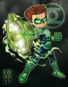 Lil Green Lantern by *lordmesa on deviantART