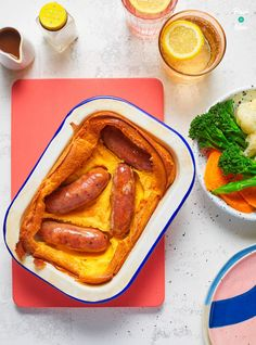 Toad in the Hole - Pinch Of Nom