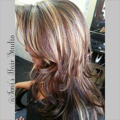 At Toni's Hair Studio
