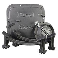 US Stove Barrel Stove Kit-BSK1000 - The Home Depot