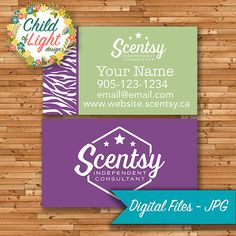 101 best authorized scentsy vendor scentsy business cards images authorized scentsy vendor business cards custom business card purple zebra personalized cards print your own on vistaprint reheart Image collections