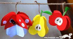 Bri-coco de Lolo: Des fruits de saison