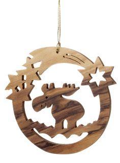 Nacimiento decorativo en madera MDF cortado en laser. Ideal para ...