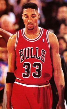 Scottie Pippen - Small Forward - Played for Chicago Bulls (1987-1998), Played for Houston Rockets (1999), Played for Portland Trail-Blazers (1999-2003), and again for Chicago Bulls (2003-2004).