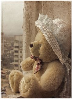 Romantic Retro Teddy ♥