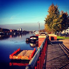 #Boat | #autumn | #Amsterdam| barbaravisser on Instagram