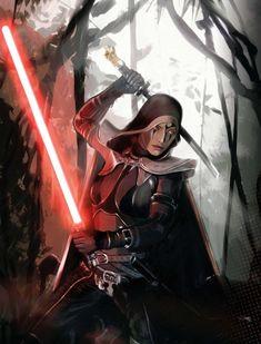 Vestara Khai Sith apprentice in the Fate of the Jedi series; love interest of Ben Skywalker.
