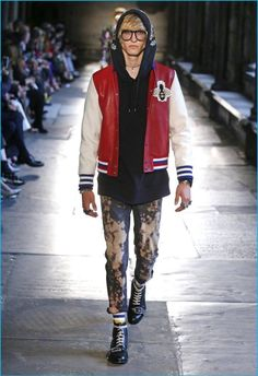 """Gucci set up shop in London at The Cloisters in Westminster Abbey to show its cruise 2017 collection. Talking about the collection, which was originally unveiled with a lookbook, Gucci creative director Alessandro Michele shares, """"The collection is like a little poem to London. I have tried to put into it some of the pieces...[ReadMore]"""