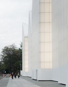 The Tip of an Iceberg – The Szczecin Philharmonic Hall – iGNANT.de