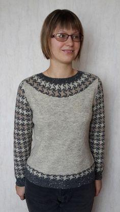 Hand Knitting, Knitting Patterns, Knitting Ideas, Casual Wear Women, Hand Knitted Sweaters, Knit Picks, Sweater Design, Knitwear, Knit Crochet