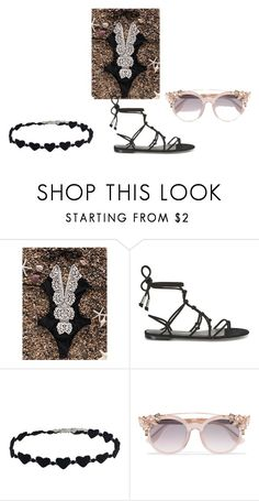 """""""Untitled #33"""" by dizdarevicnermina ❤ liked on Polyvore featuring Rebecca Minkoff and Jimmy Choo"""