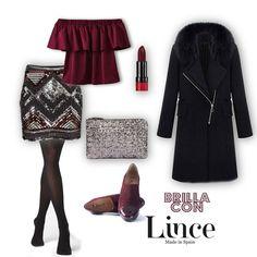 El look brilli brilli triunfa en Navidad, elige tu estilo con Lince Shoes ➢http://bit.ly/2h68LZd