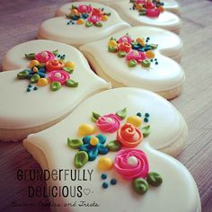Cute sugar cookies. Photo only.