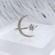 Luna Ring - Astro Muse Collection