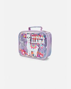 Justice is your one-stop-shop for on-trend styles in tween girls clothing & accessories. Shop our No Drama Llama Shaky Lunch Tote. Trendy Purses, Cheap Purses, Unique Purses, Cute Purses, Small Purses, Trendy Handbags, Justice Backpacks, Girl Backpacks, Justice Bags