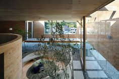 UID architects: Pit house