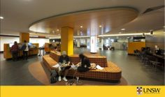 UNSW Kensington Campus Library - No Desk Academic Library replaced with the 'Helpzone' http://www.ifla.org/files/assets/library-buildings-and-equipment/Conferences/Session%203b%20-%20Fletcher%20-%20Breaking%20down%20the%20barriers%20ppt.pdf