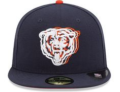 NEW ERA x NFL「Chicago Bears Illusion」59Fifty Fitted Baseball Cap
