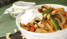 ¿Te te antoja preparar una deliciosa pasta? Prepara nuestra receta de Pasta oriental®. ¡Tus platillos de ricos a deliciosos!