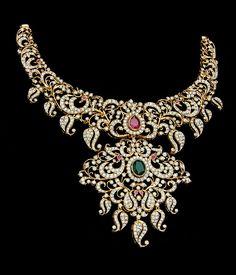 Dainty Gold Jewelry, Mens Gold Jewelry, Trendy Jewelry, Diamond Jewelry, Antique Jewelry, Beaded Jewelry, Gold Jewellery, Diamond Design, Necklace Designs