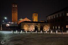 Sant'Ambrogio Basilica, Milano