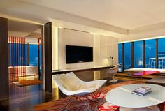 WOW Suite―Living Room