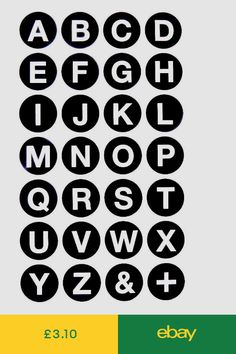 White Letters on Black Labels, Self-Adhesive Alphabet Stickers - Mac Stickers, Korean Stickers, Alphabet Stickers, Printable Stickers, Cute Stickers, Alphabet Fonts, Printable Letters, Collage Book, Aesthetic Stickers