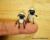 Su Ami - Dollhouse Miniature Animals, Collectible Toys - Extreme Micro,Tiny, Mini to custom sizes