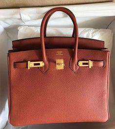 425717c76bd Hermes Birkin 25 Cuivre togo ghw  X   Hermeshandbags Hermes Bags