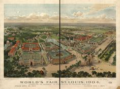 St. Louis World's Fair in 1904