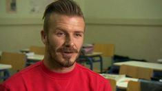 BBC News - David and Victoria Beckham 'getting posher', study finds