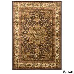 Majestic Tabriz Oriental Motif Area Rug (7'8 x 10'4) - Overstock™ Shopping - Great Deals on 7x9 - 10x14 Rugs