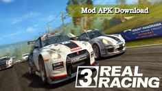 The best deal for the real racing 3 mod apk download in the android OS is, to avail the major cars which are otherwise locked in the original version of game.