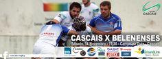 JOGOS FIM DE SEMANA 14 E 15 NOVEMBRO - Cascais Rugby