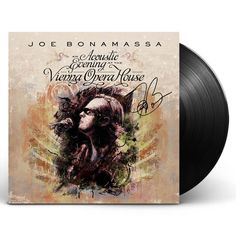An Acoustic Evening At The Vienna Opera House Hand-Signed Vinyl : Released (2013)