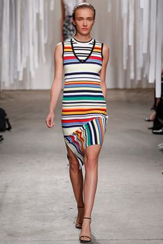 aa4f66b31c6a Milly Spring 2016 Ready-to-Wear Fashion Show