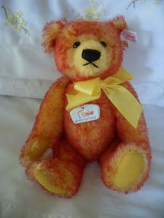 Steiff Tangoed Teddy Bear 2005 Limited Edition Number 92 Pristine No Reserve.