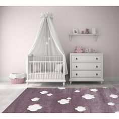 Zachary Cloud Silver-Grey/White Rug Livone Rug size: Rectangular 120 x 180 cm Inexpensive Rugs, Inexpensive Furniture, Grey And White Rug, White Area Rug, Childrens Rugs, Room Carpet, Best Dining, Pink Rug, Rugs Online