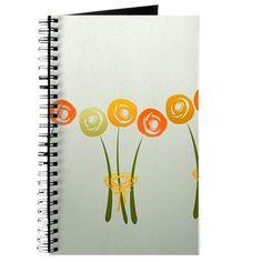 Watercolor Roses Journal $9.99