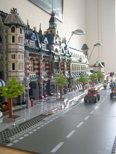 "Lego city - or, a new word ""Legocity"" - the Art of Lego ?"