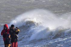 Tempête Carmen : 11 000 foyers privés d'électricité sur la façade atlantique