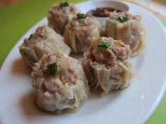 Traditional Chinese Recipes: Siu Maaih  Pork and Shrimp Dim Sum dumpling