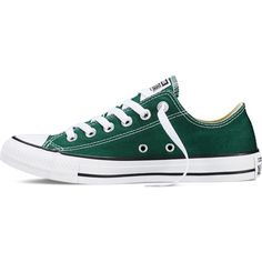 2bcbf1b3c1ef5d Converse Chuck Taylor All Star Fresh Colors – gloom green Sneakers ( 55) ❤  liked