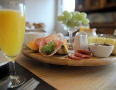 Bed & Breakfast Mussen en Mezen in Hechtel - Eksel (Belgie). Wat een heerlijk ontbijt!