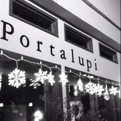 Portalupi Winery in downtown Healdsburg. Great quirky tasting room.