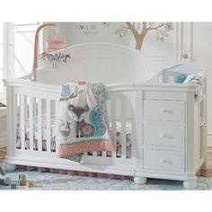 Sorelle Berkley Crib And Changer Gray Pregnancy